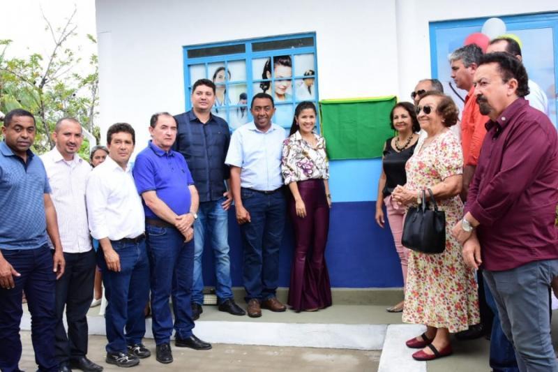 Comunidade Manga recebe UBS reestruturada nos 122 de Floriano