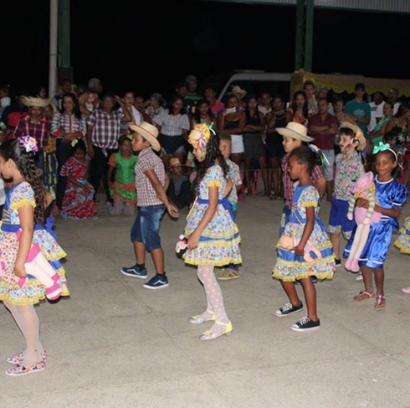São Gonçalo-Pí |escolas da Rede Municipal realizam arraiá na Zona Rural