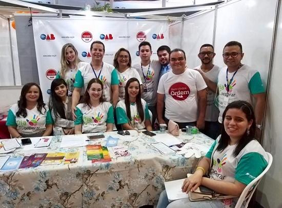 OAB Piauí presta esclarecimentos jurídicos no Dia de Cooperar 2019