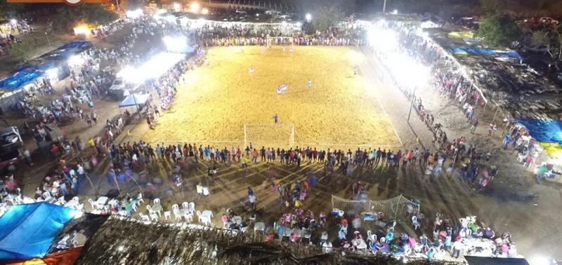 Confira as datas do Festival Desportivo de Férias de Massapê