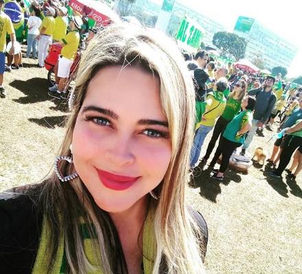 Adriana Sousa vai assumir cargo no Ministério da Saúde