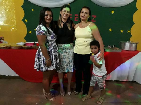 Escola Manoel Morais Realiza Confraternização de encerramento