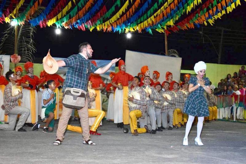Quadrilha Junina Raízes do Sertão é destaque nos festivais regionais