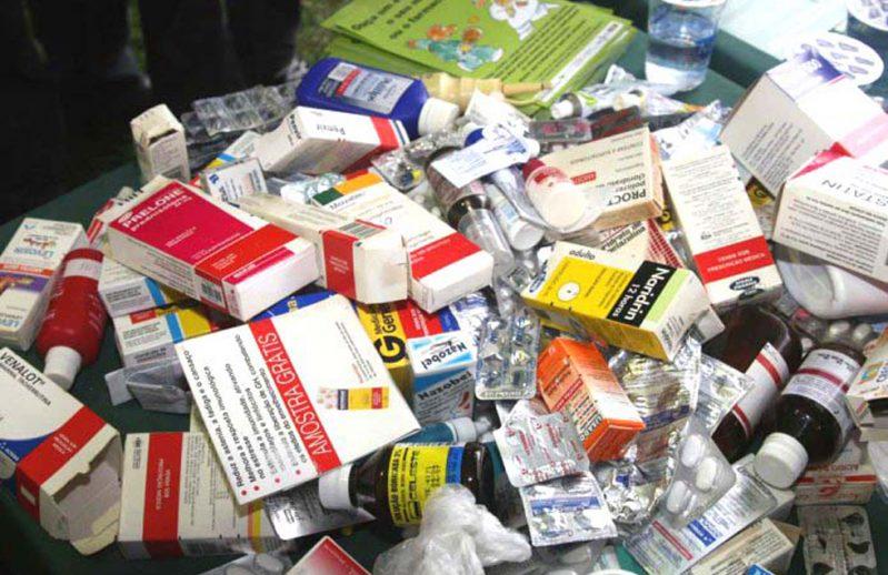 Câmara aprova projeto que cria locais próprios para descartar medicamentos