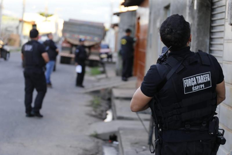 Polícia Civil do Piauí deflagra Operação Impacto em todo o estado
