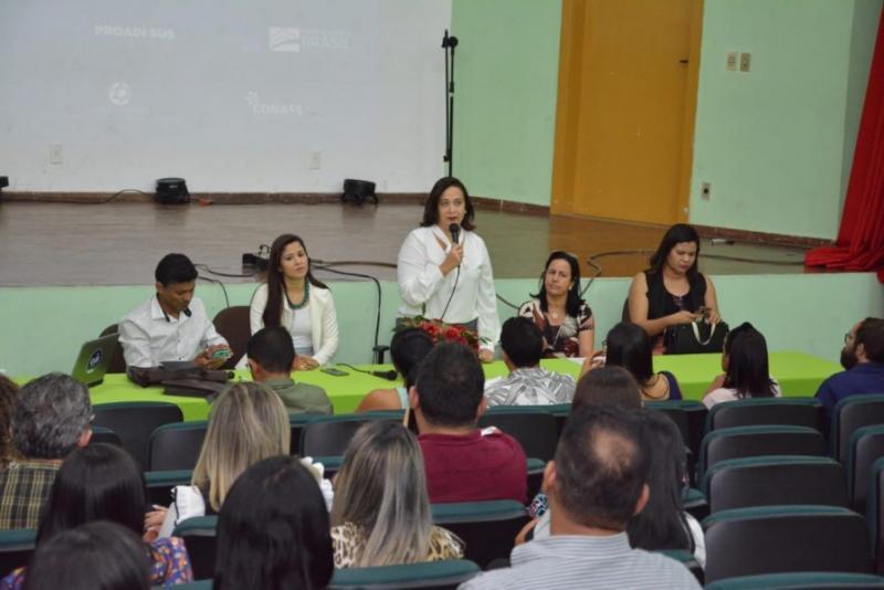 SMS participa de Workshop de Abertura do PlanificaSUS em Floriano