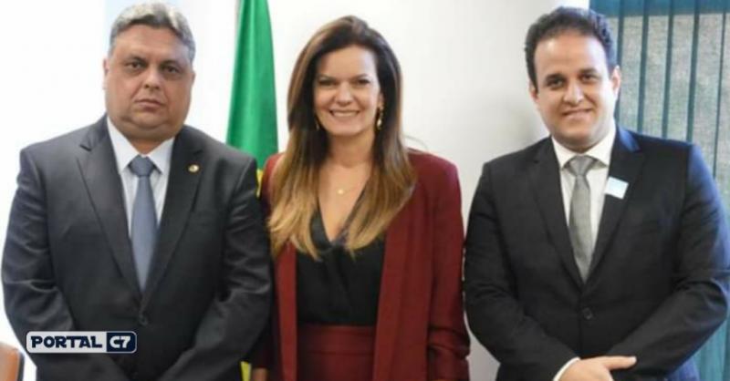 Deputada Iracema Portella libera emenda de 900 mil para Amarante