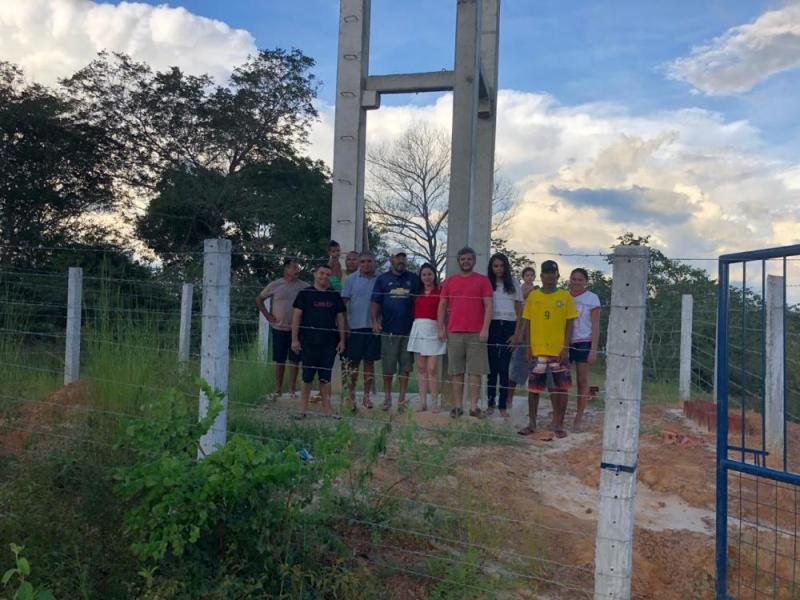 Robertinho vai inaugurar Sistema de Abastecimento de água em Miguel Leão