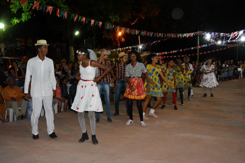 Vem ai o 5° festival de quadrilha junina de São Gonçalo do gurgueia