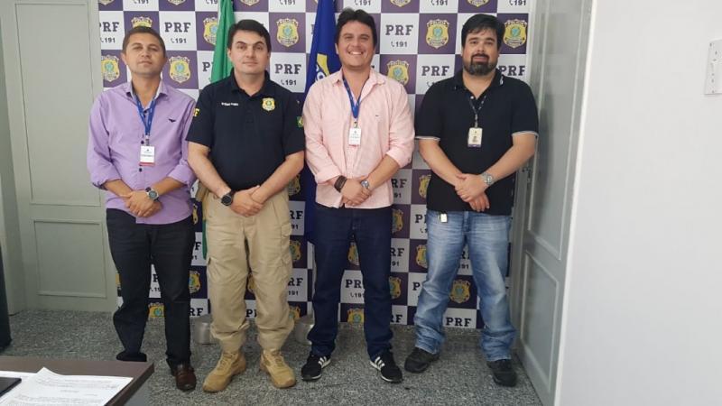 SUTRAN receberá doação de viaturas da PRF