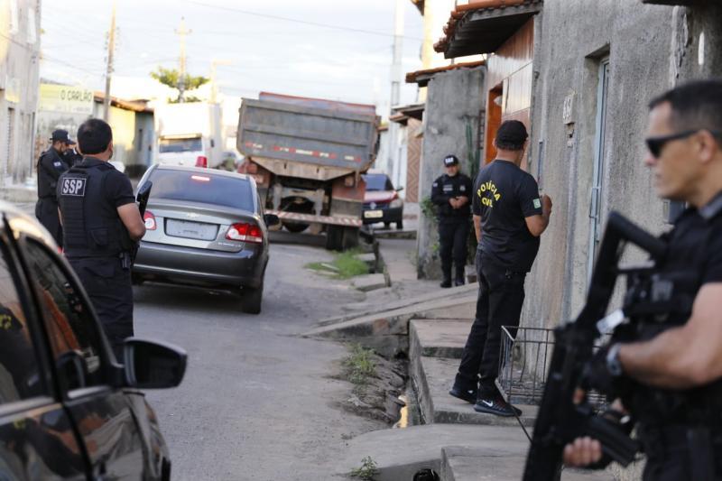 Operação Impacto realizada em todo o Piauí já prendeu mais de 50 pessoas