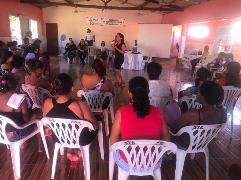 Francinópolis realizou a II Semana do bebê no município