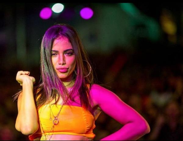 Cantora Anitta é anunciada no Rock in Rio 2019 e em Lisboa no ano que vem