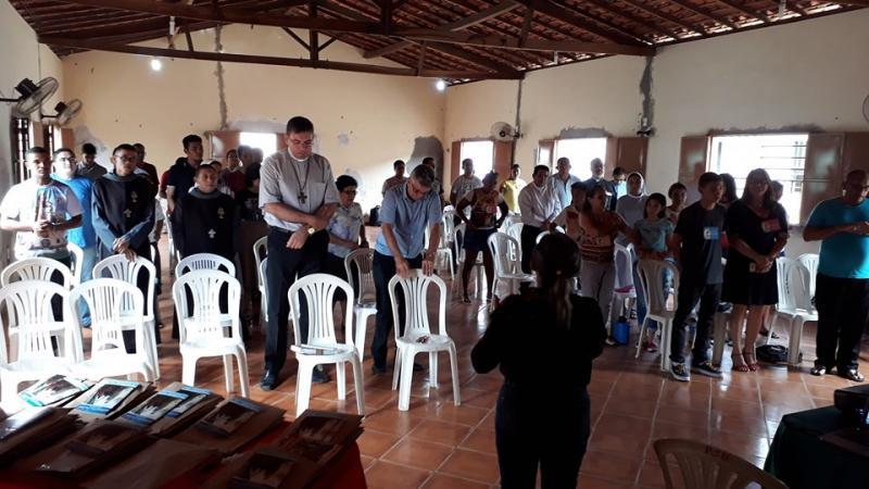 Paróquia de São Benedito inicia Santas Missões Leigas