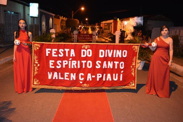 Festa do Divino Espírito Santo foi celebrada em Valença