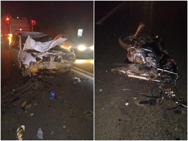 Acidente na BR-316 deixa dois homens mortos