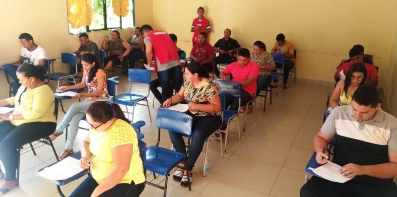Capitão de Campos:Realização da prova para candidatos ao Conselho Tutelar