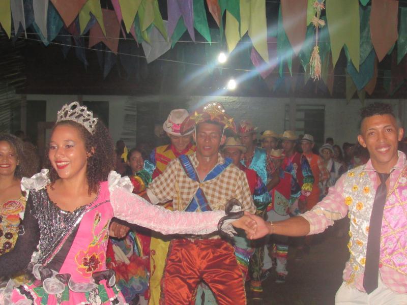 Grupo de jovens realizou II Arraiá da juventude na comunidade Marruazinho