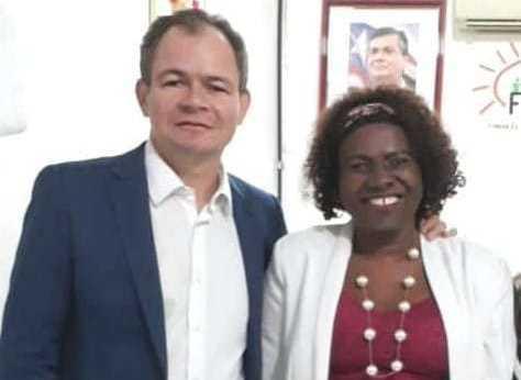 Deputado Rafael Leitoa lamenta morte da ex-presidente da Funac