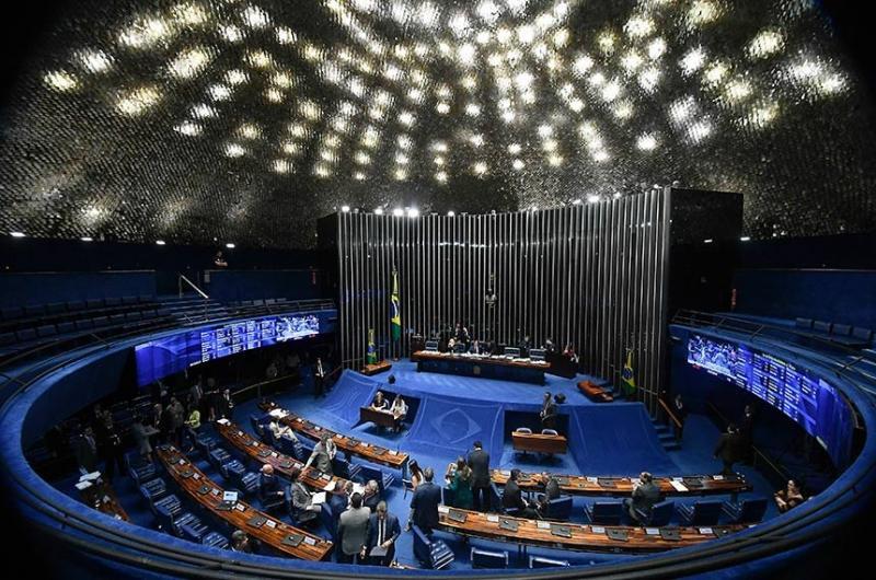 Previdência já conta com 42 dos 49 votos para aprovação no Senado
