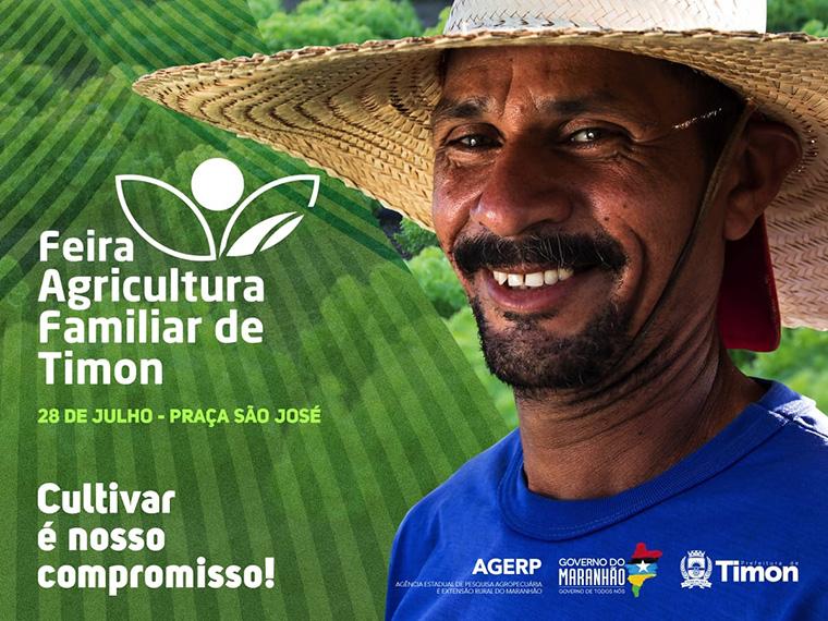 1ª Feira da Agricultura Familiar será realizada em Timon