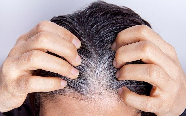 Os cabelos brancos têm relação com o estresse?