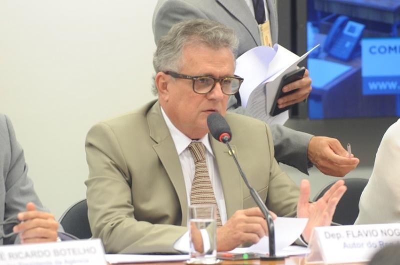 Deputado federal Flávio Nogueira pode ser punido pelo PDT
