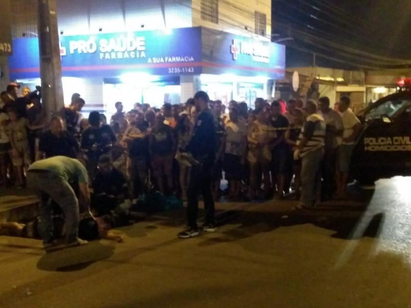 Bandido é morto após vítima reagir a assalto em Teresina