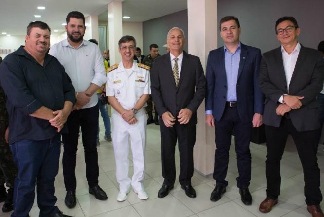 Prefeito de Francinópolis representa APPM na Operação João de Barro