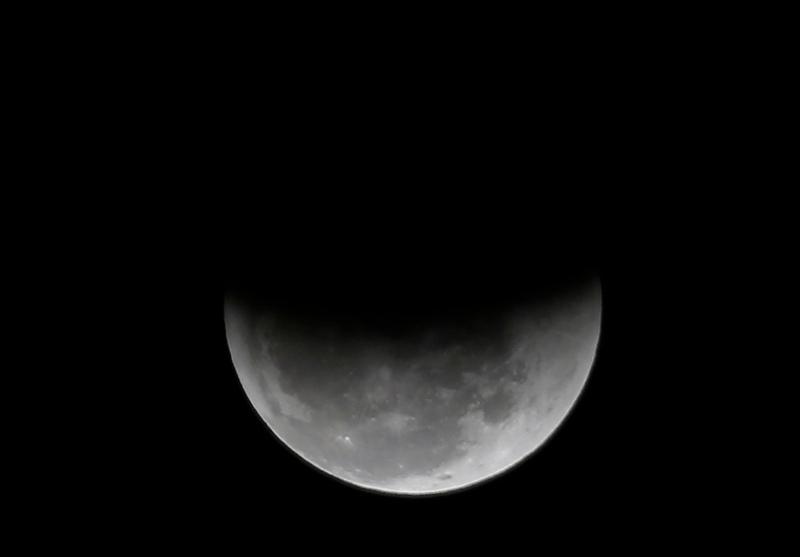 Eclipse lunar poderá ser visto hoje em todo o Brasil; veja os horários