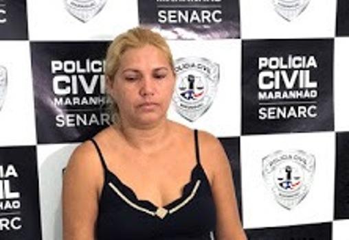 'Rosinha do Pó' é presa pela SENARC-MA