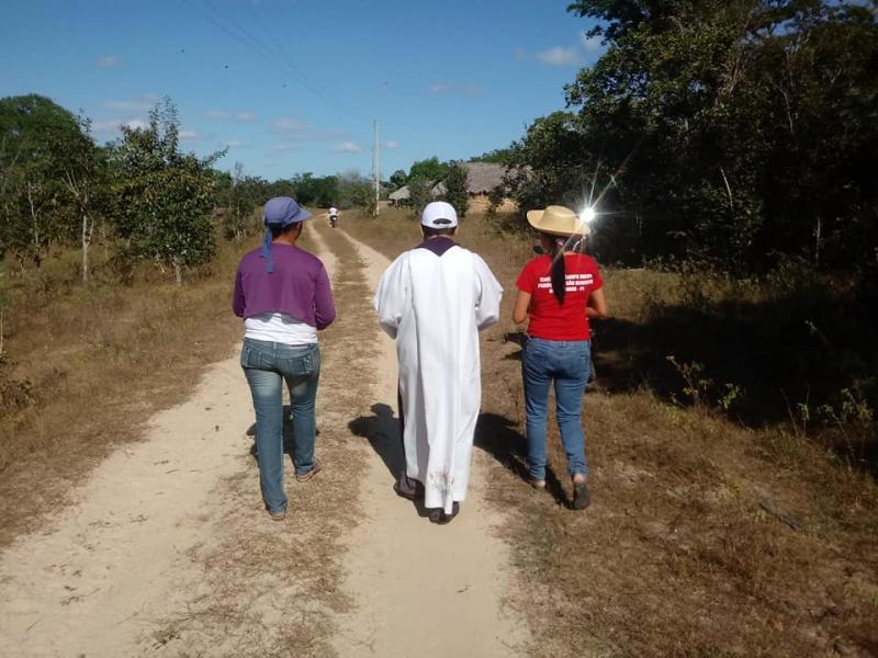 Paróquia de São Benedito encerra 2ª etapa das missões