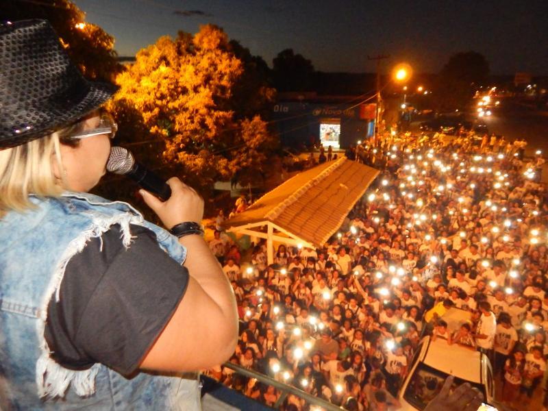 II Marcha para Jesus de Cristino Castro foi um sucesso de público