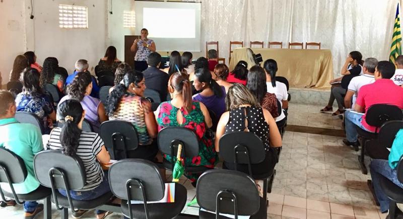 Prefeitura de Francisco Ayres realiza VIII Conferência Municipal de Saúde