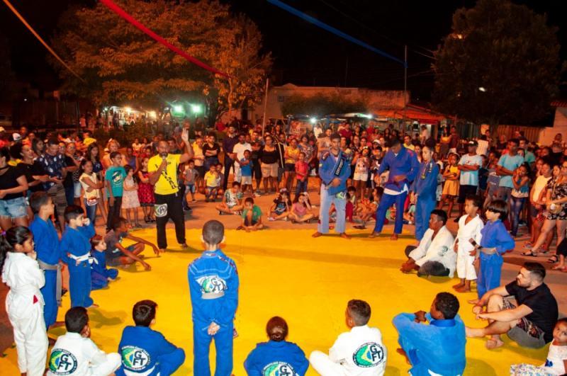 Confira abertura da 19ª Semana Cultural de Monsenhor Gil
