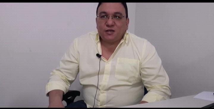 Entrevista com chefe do cartório eleitoral de São João dos Patos