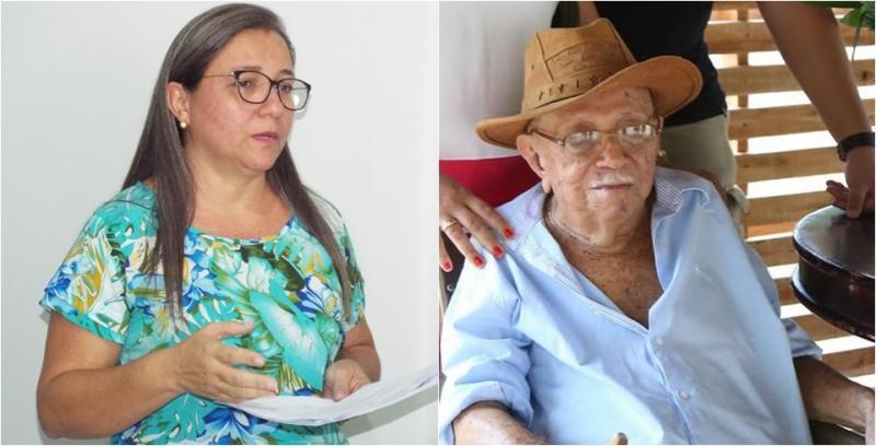 Falece em Teresina, pai da prefeita de Esperantina Vilma Amorim