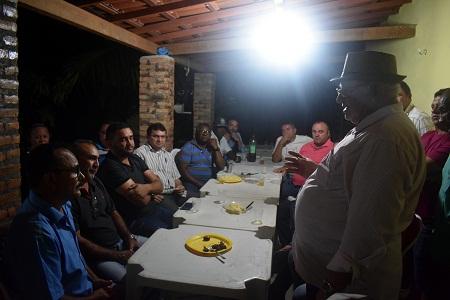 PSD municipal reúne lideranças para filiações e estratégia na política 2020