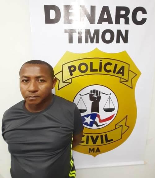 Denarc/Timon prende homem com mais de 1kg de cocaína no Parque Alvorada