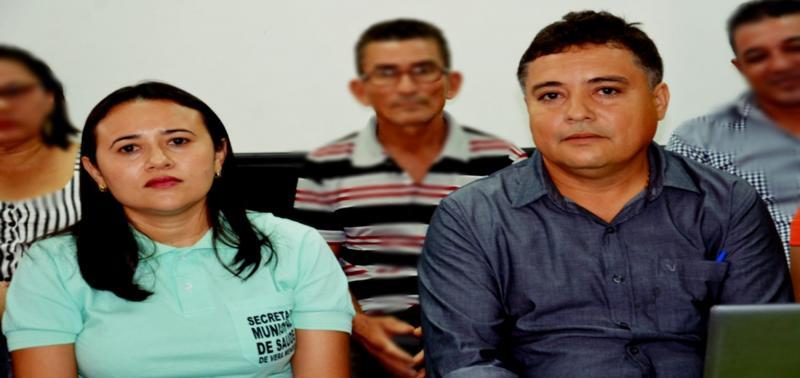 Vera Mendes é contemplada com uma equipe de Estratégia de Saúde da Família