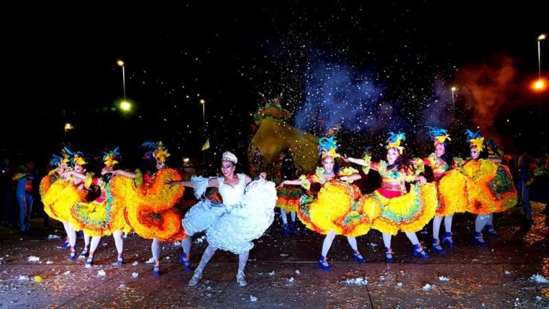 Emoção marca 11ª edição do Festival Nacional de Cultura Junina
