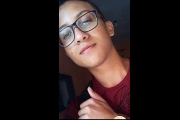 Menor sorri ao confessar que matou adolescente em Teresina