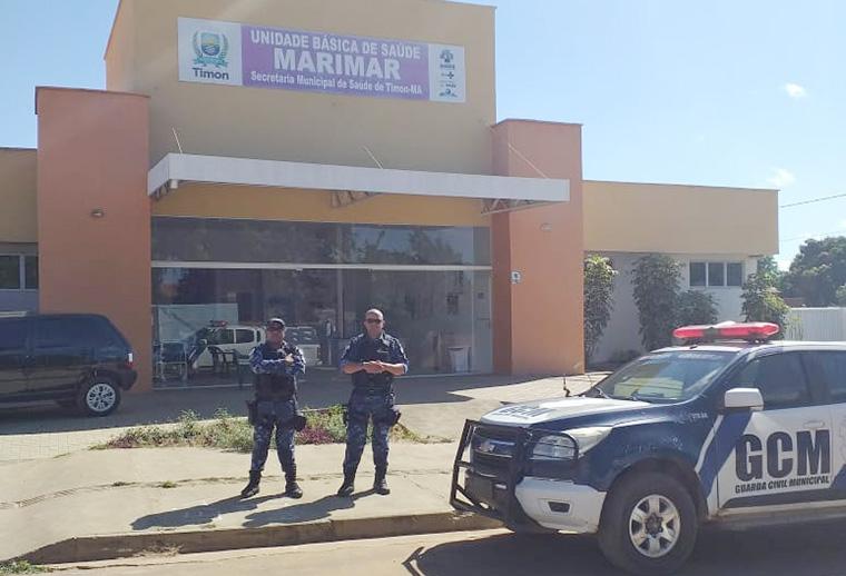 GCM/Timon mantém patrulhamento preventivo diário na cidade