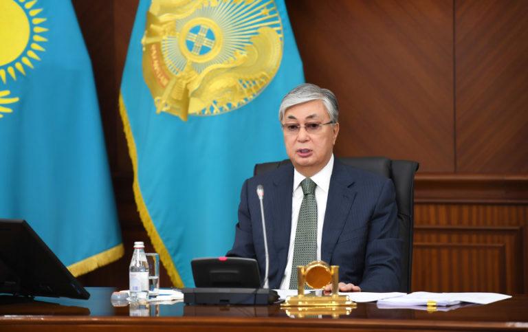 Cazaquistão: presidente examina os esforços de 2019