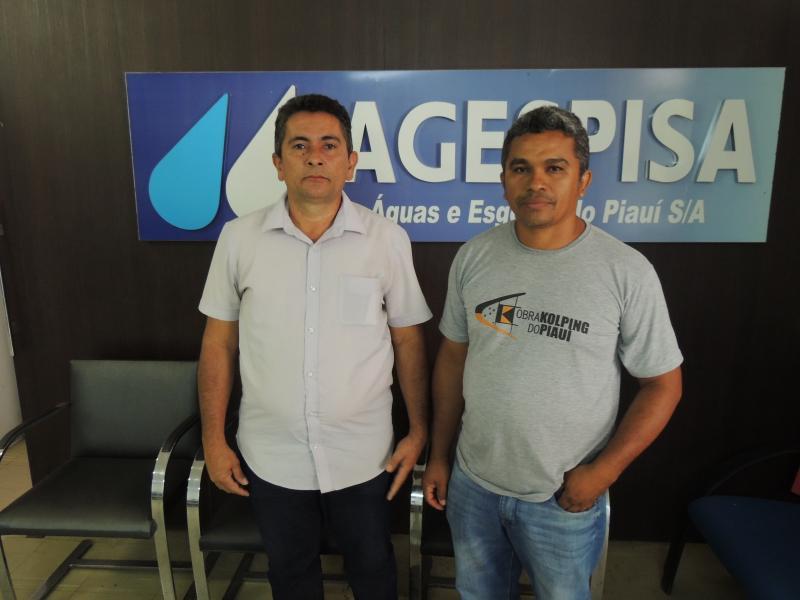 Lideranças de Porto pedem a volta da Agespisa à operação do sistema de água