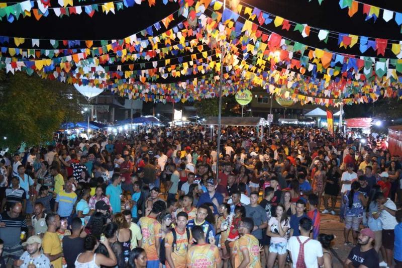 Confira como foi a  terceira noite do Festival São João na Roça em Altos