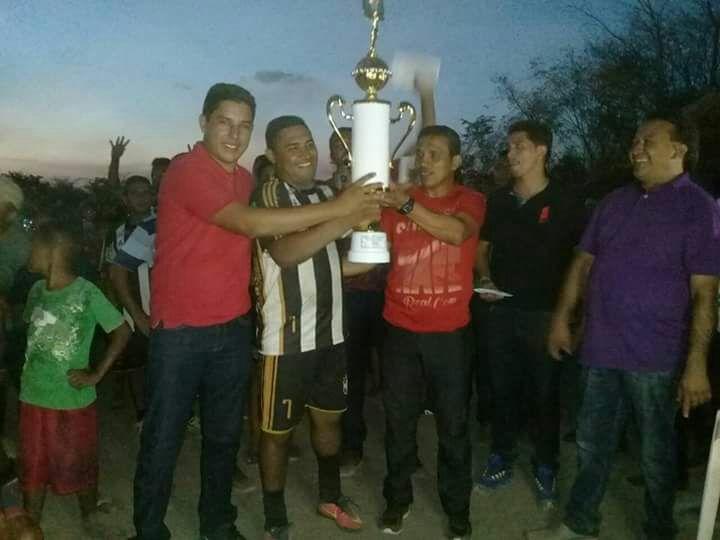Final do campeonato de Lagoa Nova deixa vitória para Faveiras