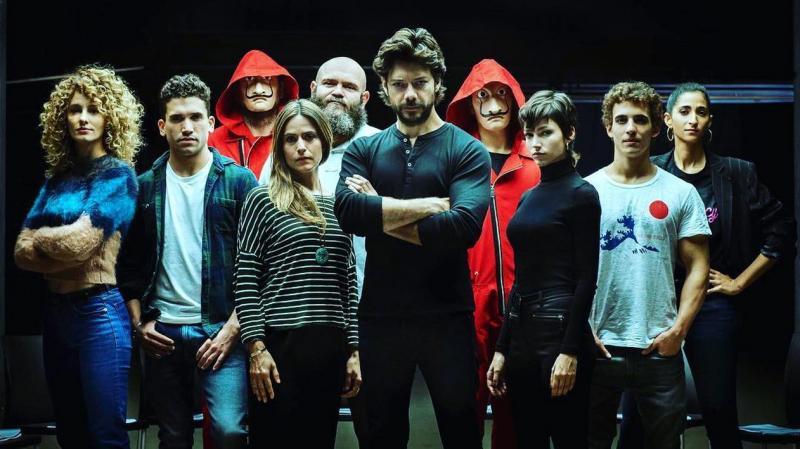'La Casa de Papel' estreia nesta sexta com novo assalto
