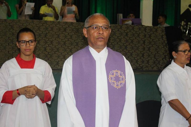 Missa de fim de ano com a presença de Dom Jacinto
