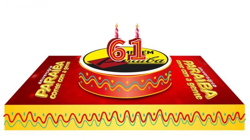 Promoções de aniversário do Armazém Paraíba de São João do Arraial